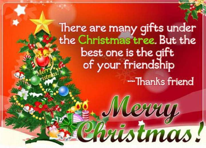 The best Merry Christmas messages