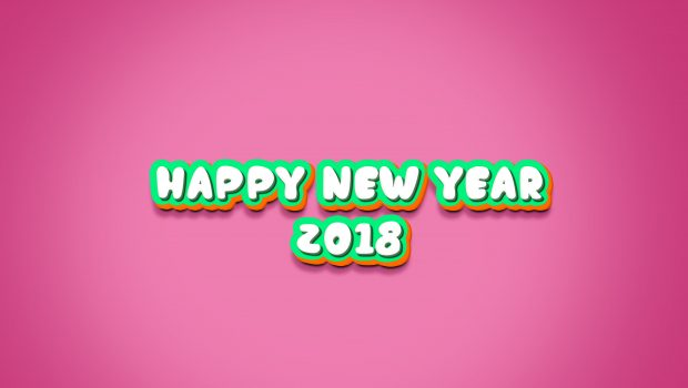 Happy New Year 2018 Facebook Status