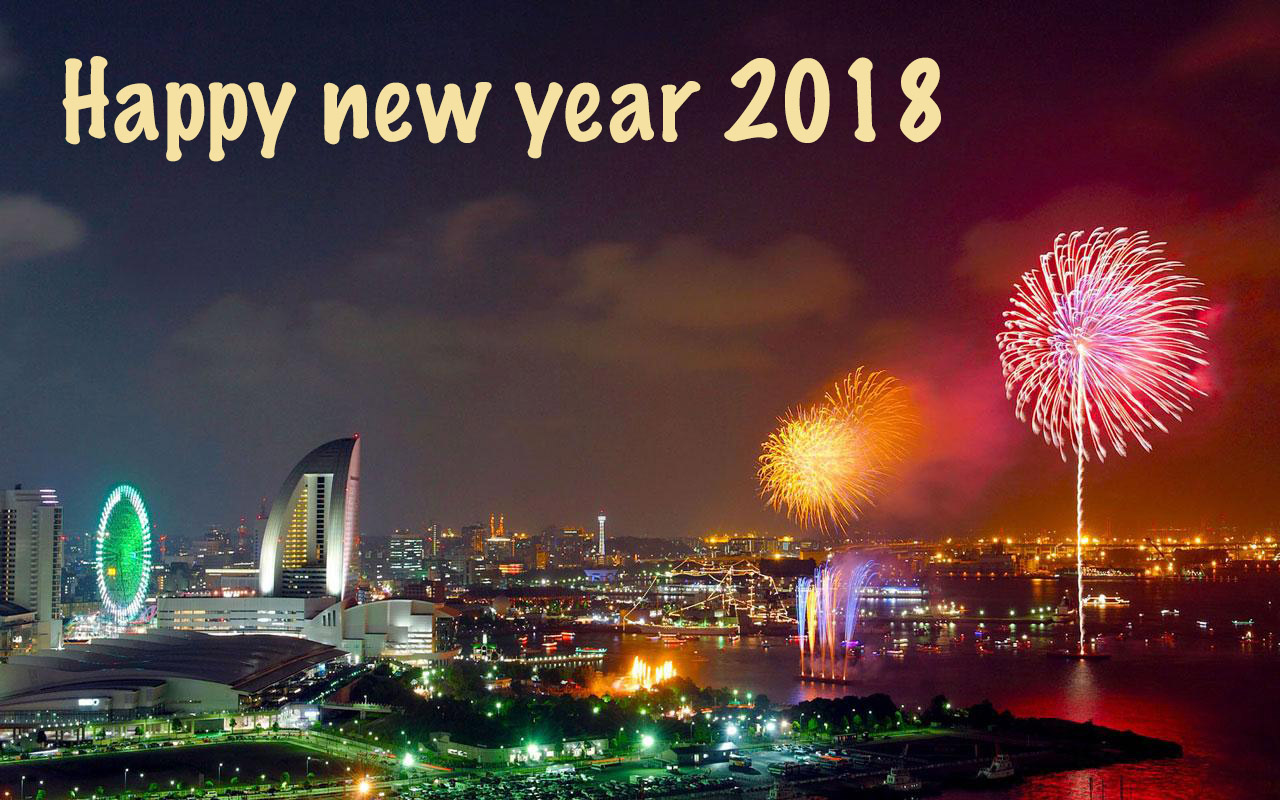 happy new year 2018 latest wallpapers, images, pics – free download