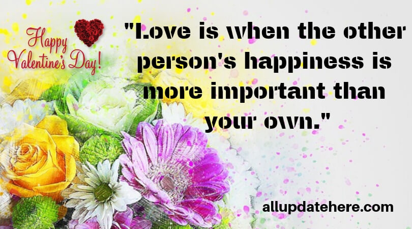 valentines day saying