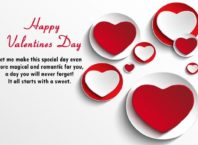 Happy Valentines Day SMS