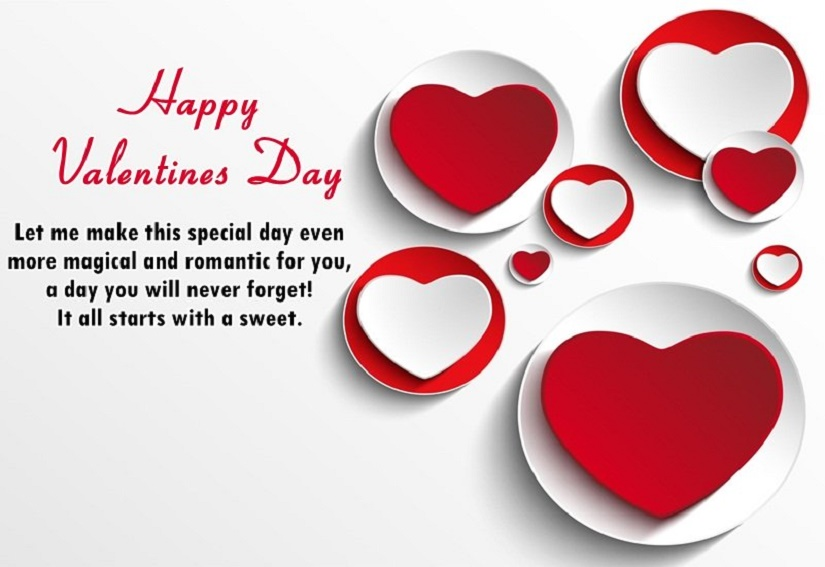 Happy Valentines Day SMS Messages For Your Loves Ones