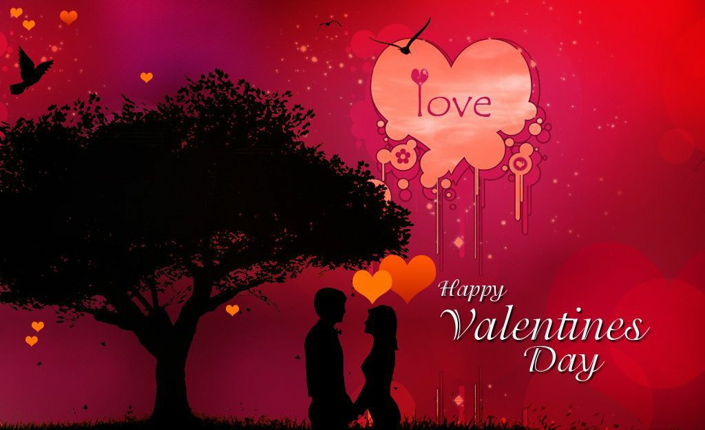 happy valentines day wallpapers images for mobile