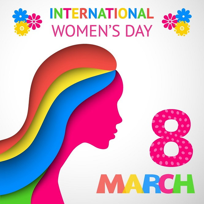 Happy International Women's Day Messages, Slogan