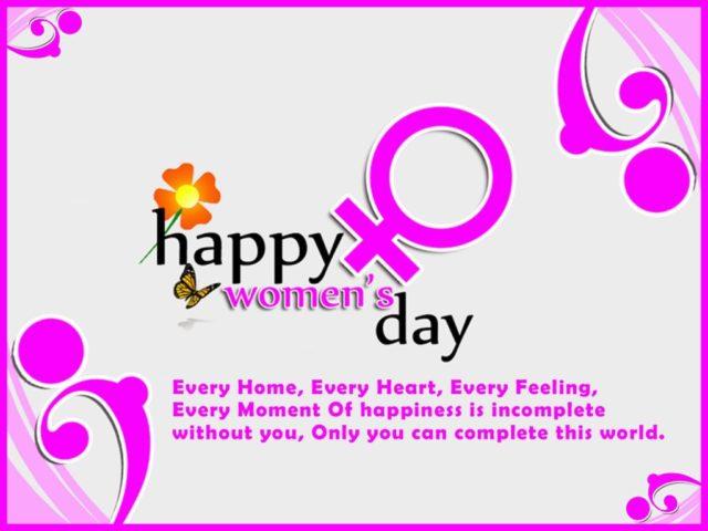 Happy International Women's Day Messages, Slogan