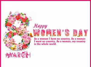 womans day greetings