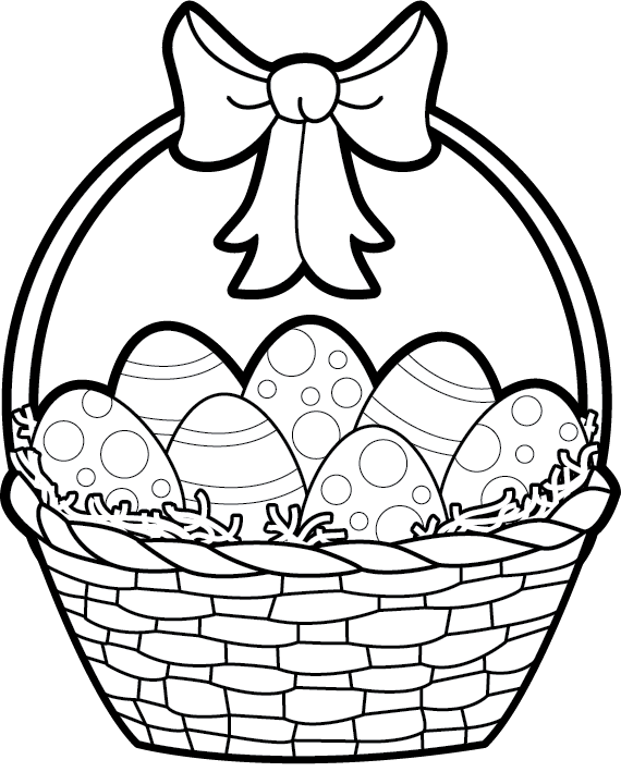 Happy Easter Pictures Funny to Color & Religious Pics Free