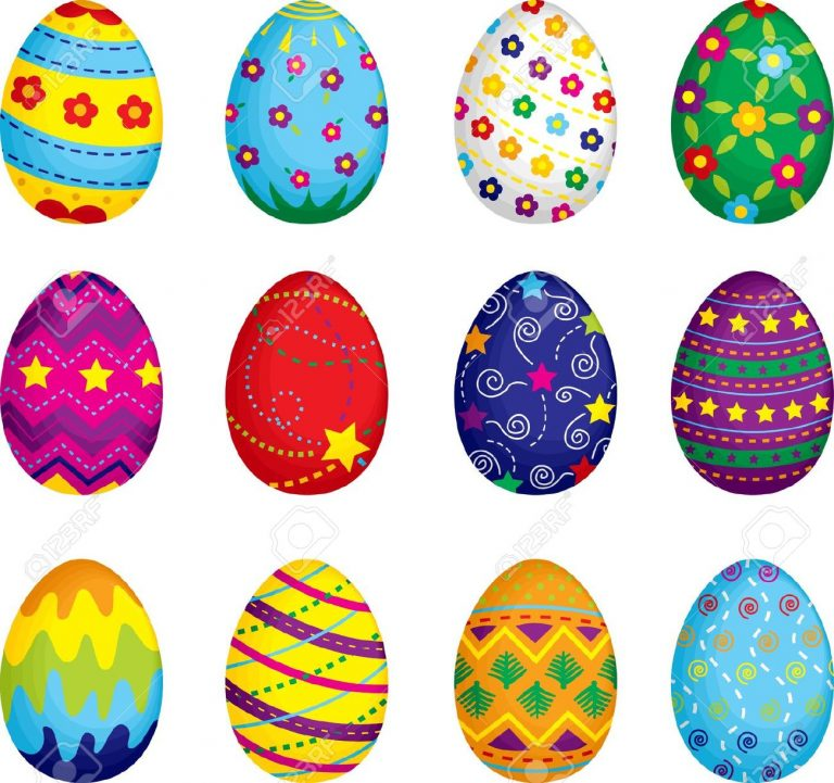 Happy Easter Sunday Eggs