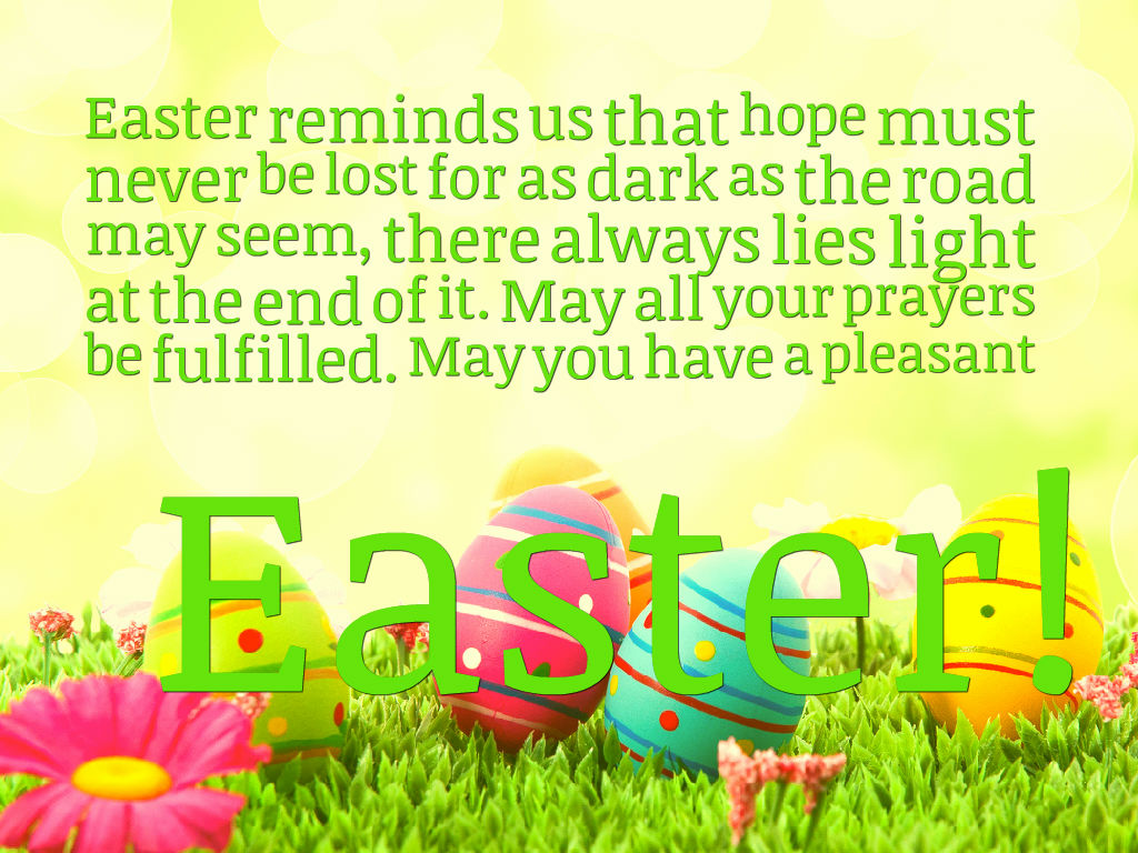 Best Happy Easter Wishes 2018 Messages Images For Family Friends