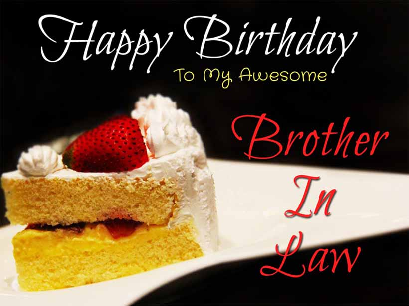 Birthday Wishes For Brother In Law Happy SMS