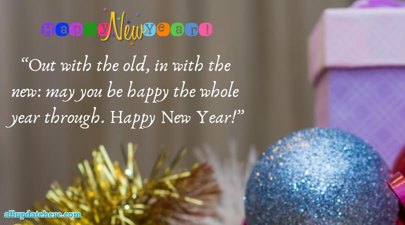30 Happy New Year Quotes With Images Best New Years Eve