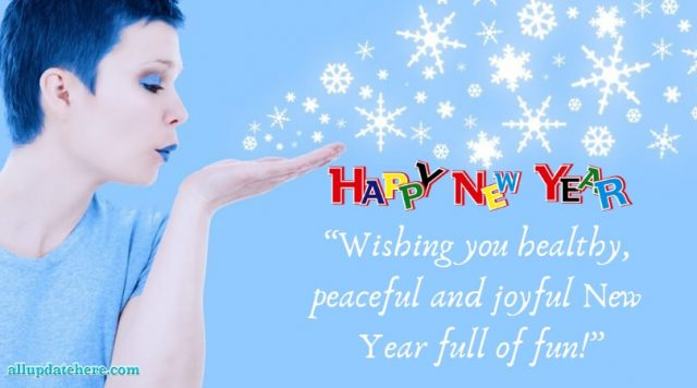 happy new year greetings images