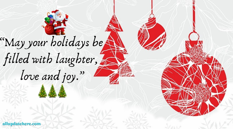 short christmas sayings
