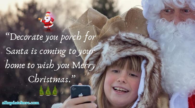 Merry Christmas photos for friends