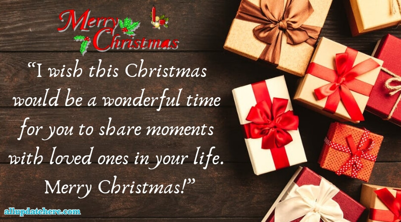christmas card inside sayings