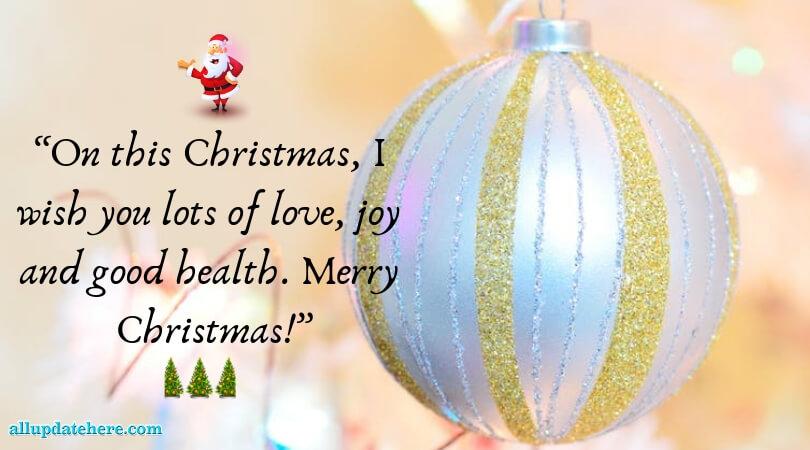 Merry Christmas photos for family