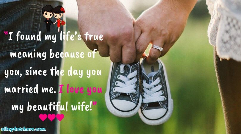 sweet love quotes for wife