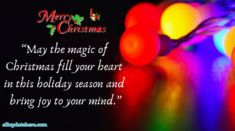 best christmas wishes messages