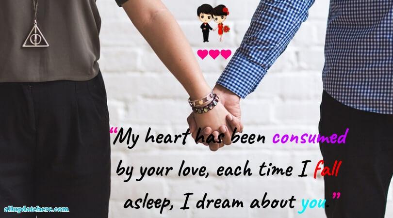 short sweet romantic sayings
