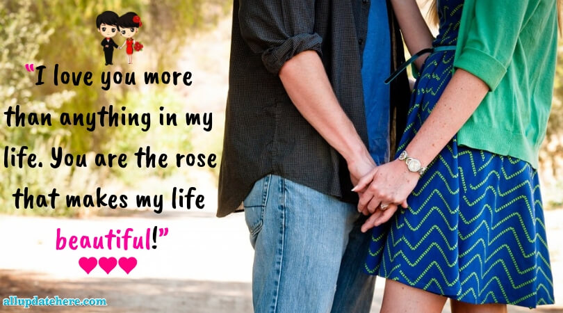 32 Best Romantic Love Messages for Wife to Make Her Smile