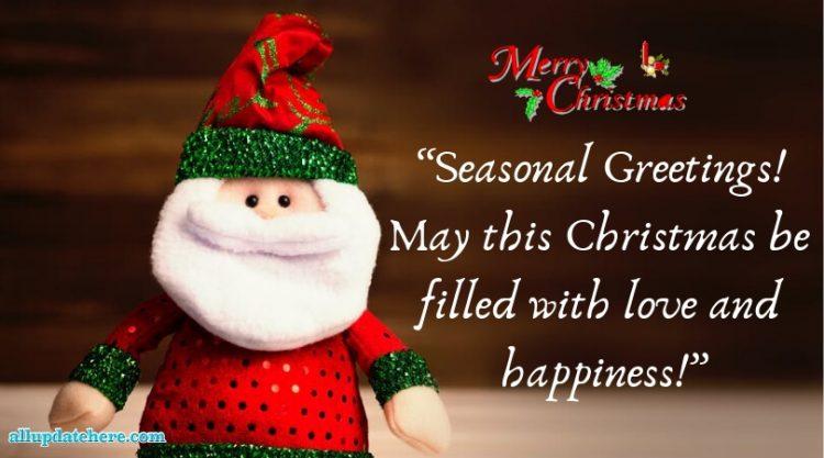 classic christmas quotes