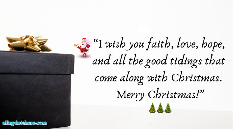 christmas tree quotes instagram
