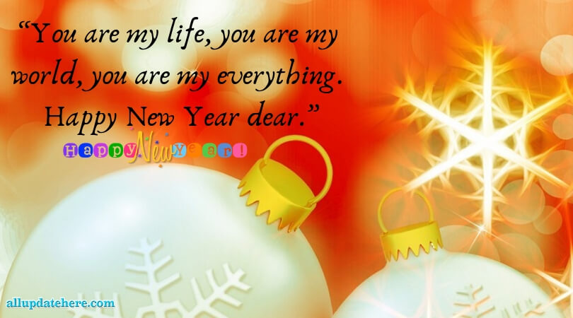 short new year greetings