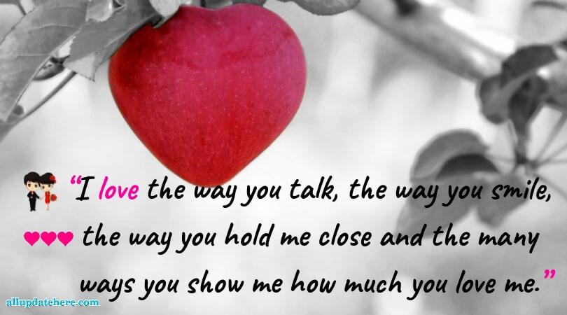 deep love text messages