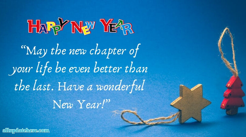 happy new year wishes for friends and family