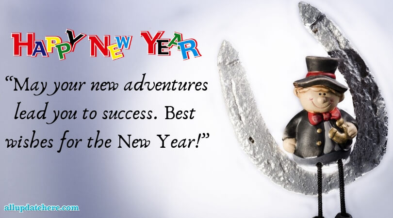 Exclusive Happy New Year Photos With Wishes - HD Pics