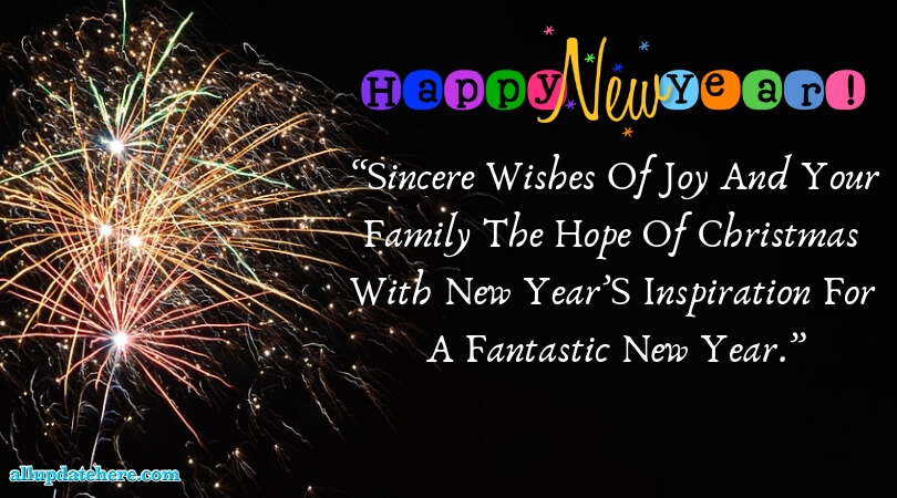 new year's eve wishes quotes