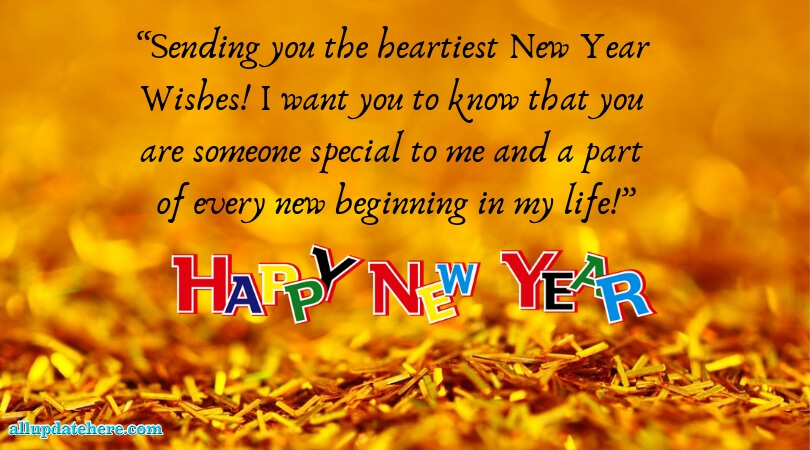 Beautiful Happy New Year Images with Wishes Quotes & Messages