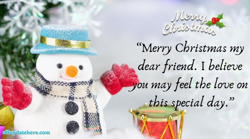 Top Merry Christmas Sayings Quotes & Wishes With Images