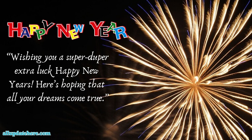 new year's eve wishes for friends