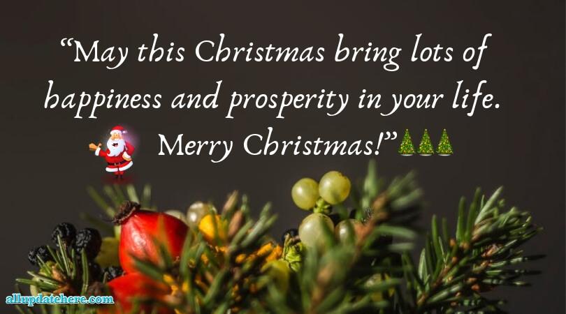 Merry Christmas photos With saying