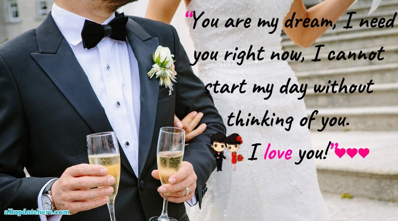 romantic messages for girlfriend