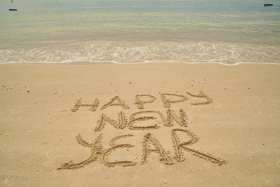 happy new year greetings 2019