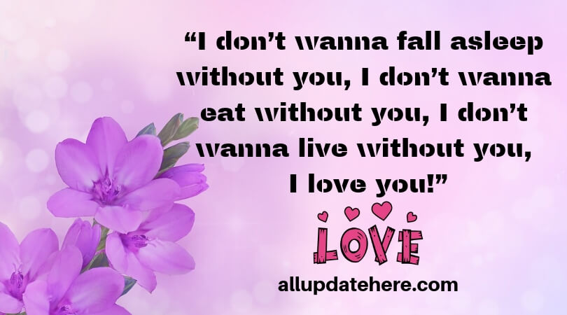 best love status for wife
