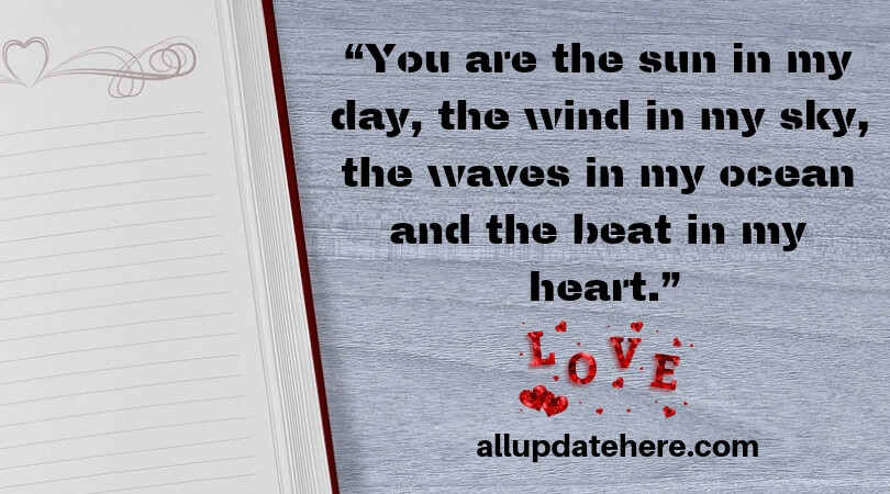 Best Romantic Quotes about Wife and Husband Relationship