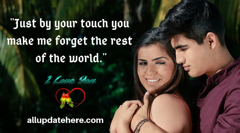 deep love quotes for her in english