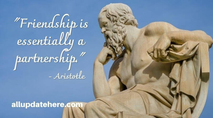 aristotle quotes on life