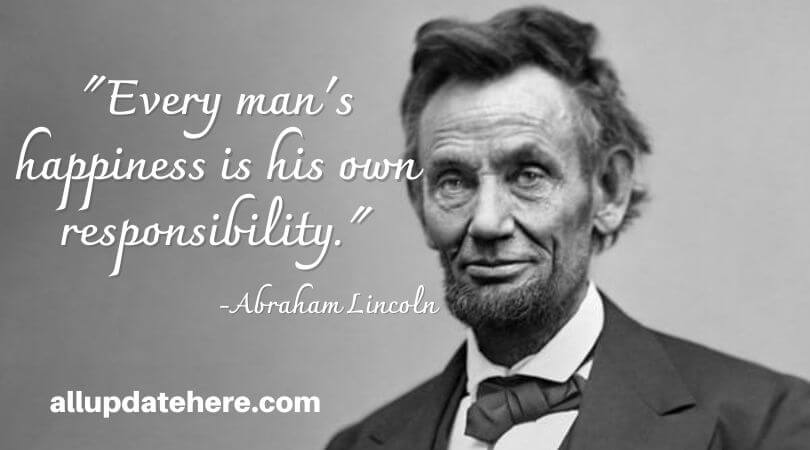 abraham lincoln quotes best