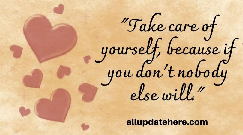 love for yourself quotes