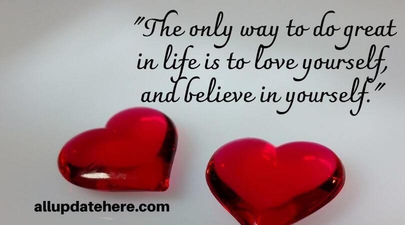 love yourself brainy quotes
