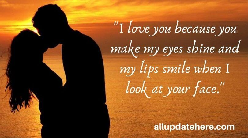 why i love you quotes and saying