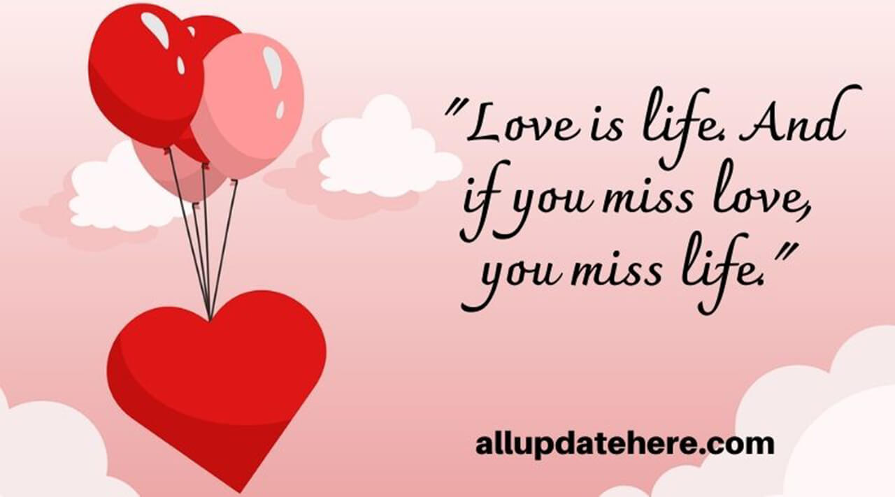 Cute Love Quotes And Sayings For Him Or Her In English