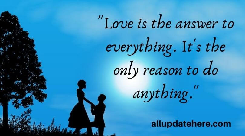 inspirational love quotes in english