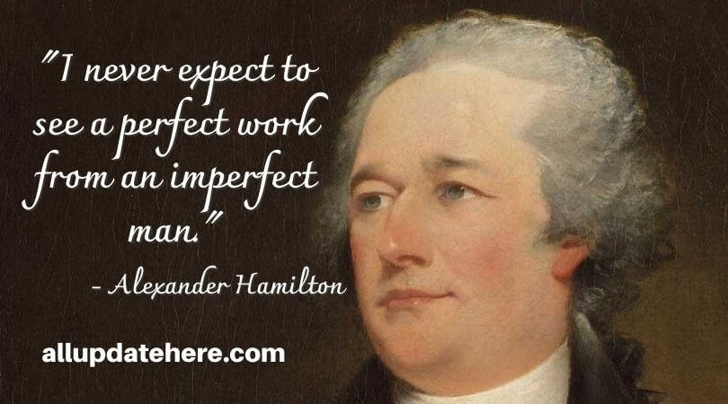 alexander hamilton quotes to thomas jefferson