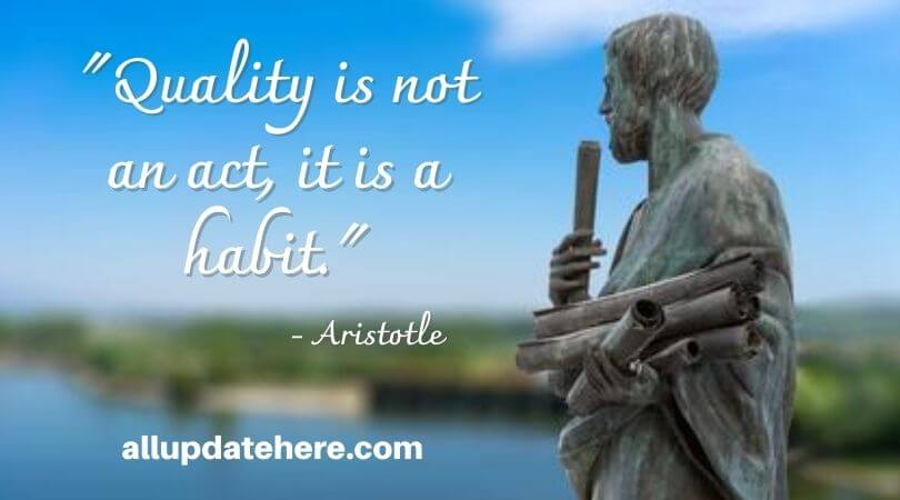 aristotle quotes on education