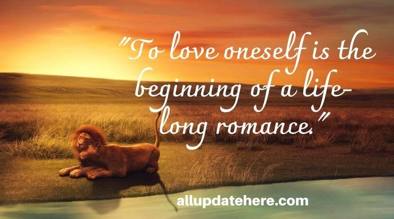 love yourself quotes and images